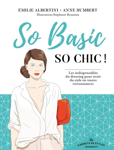 So basic, so chic ! | 9782501130790 | Éducation