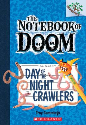 Notebook of Doom (The) T.02 -  Day of the Night Crawlers | Jeunesse