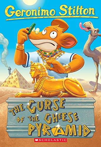 Geronimo Stilton T.02 - Curse of the Cheese Pyramid (The) | Jeunesse
