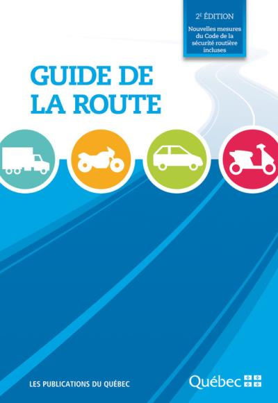 Guide de la route 2ED | 9782551262458 | Transports