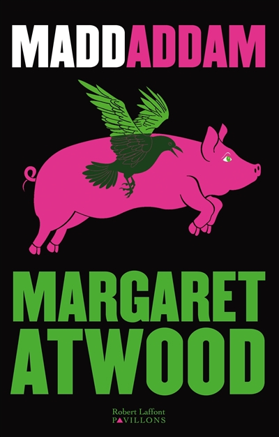 MaddAddam | 9782221141304 | Science-Fiction et fantaisie
