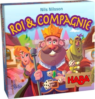 King of the Dice (Multi-Langue) | Enfants 9-12 ans