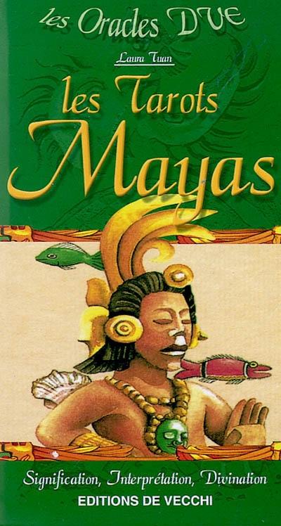 449a81d27cfed5 tarots mayas (Les)   9782732834962   Ésotérisme   Librairie MARTIN