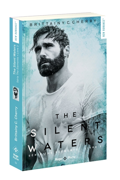 The Elements T.03 - Silent Waters (The) | 9782755637588 | New Romance | Érotisme