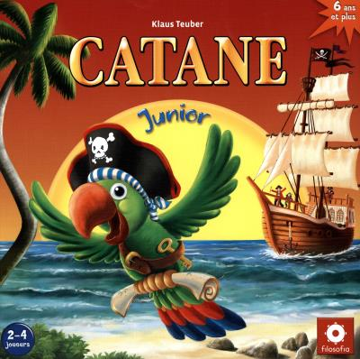 Catan - Junior  | Enfants 5–9 ans