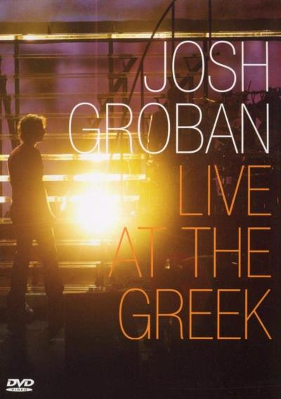 Josh Graban - Live at the greek - DVD | DVD