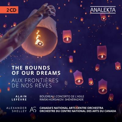 Alain Lefevre - The bounds of our dreams | CD de musique