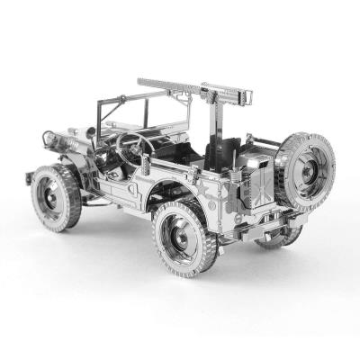 Metal Earth - 1941 à 1945 Jeep Modèle Willys MB | Bricolage divers