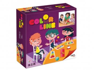Colorline | Enfants 5–9 ans