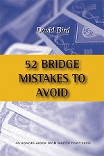 52 bridges mistakes to avoid | Livre anglophone