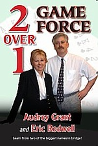 2 OVER 1 GAME FORCE - GRANT/RODWELL | Livre anglophone
