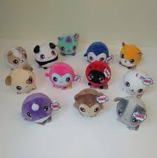 Squeezamals 2.5 Clip on | Peluche et marionnette