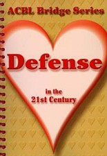 The Heart series : ACBL Bridge Series - Defense in the 21st Century | Livre anglophone