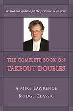 COMPLETE BOOK OF TAKEOUT DOUBLES | Livre anglophone