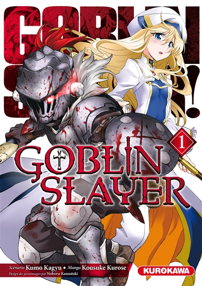 Goblin slayer T.01 | 9782368525685 | Manga adulte