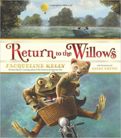 Return to the willows | 9780805094138 | Jeunesse
