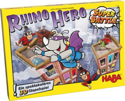 Rhino Hero - Super Battle | Enfants 5–9 ans