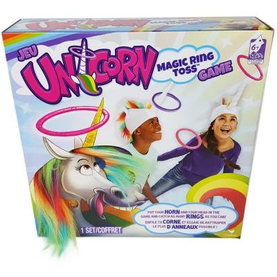 Jeu Magic Toss Licorne  | Enfants 5–9 ans