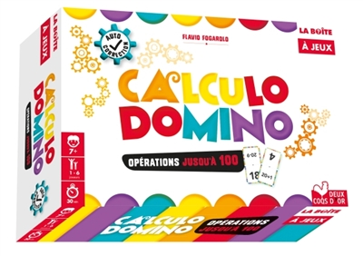 Calculo domino - Additions | Mathématique