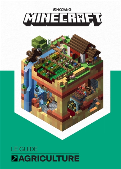 Minecraft - Le guide agriculture | 9782075101950 | Informatique
