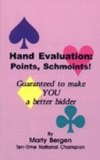 HAND EVALUATION : Points, Schmoints!  | Livre anglophone