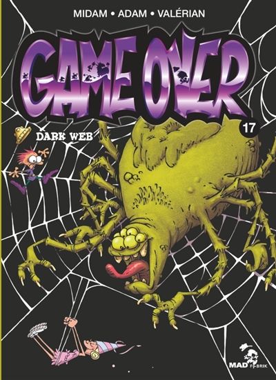 Game over T.17 - Dark web | 9782723499811 | BD