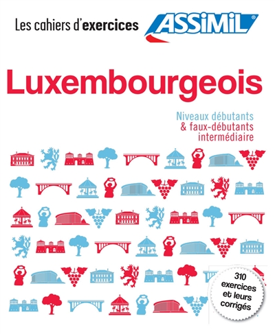 Coffret luxembourgeois | 9782700508222 | Dictionnaires