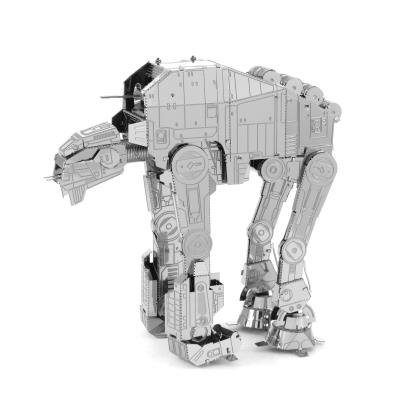 Metal Earth - Star Wars Last Jedi : AT-M6 Heavy Assault Walker | Construction