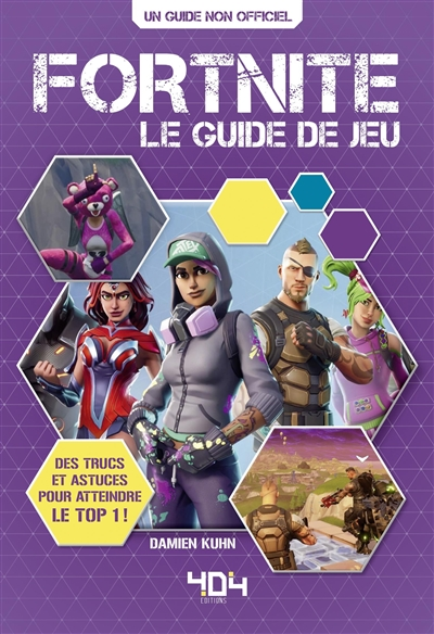 Fortnite : Le guide de jeu | 9791032402405 | Informatique