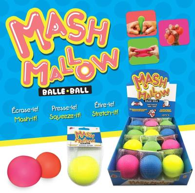 Balle Mashmallow | Science et technologie