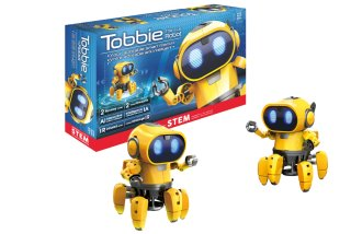 Le robot Tobbie | Science et technologie