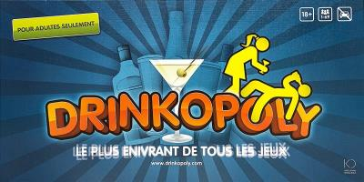 Drinkopoly | Jeux d'ambiance