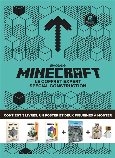 Coffret Minecraft Expert | 9782075110952 | Informatique