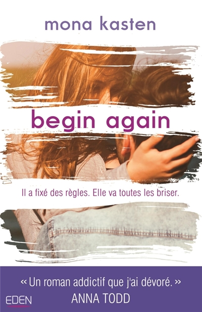 Begin again | 9782824613437 | New Romance | Érotisme