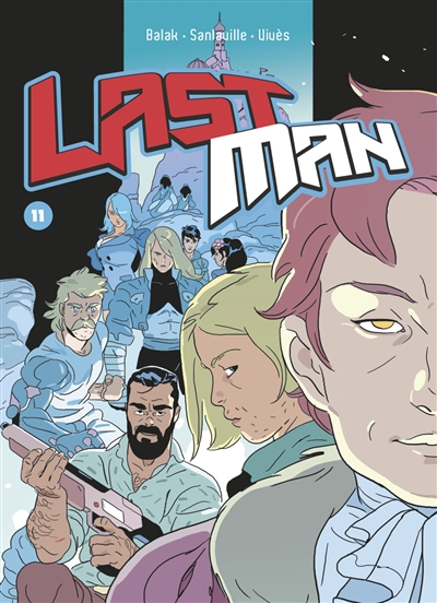 Last Man T.11 | 9782203157989 | BD adulte