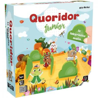 Quoridor Junior - Labyrinthe Malin (Le) | Logique