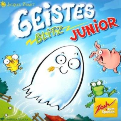 Ghost Blitz - Junior | Enfants 5–9 ans