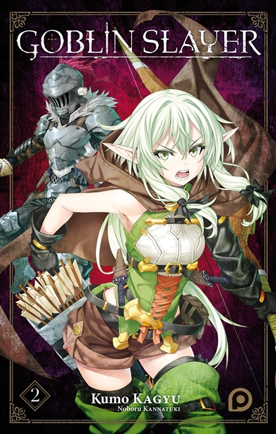 Goblin slayer (Novel) T.02  | 9782368525920 | Science-Fiction et fantaisie
