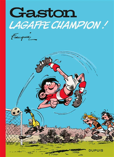 Gaston : sélection T.06 - Lagaffe champion ! | 9791034730919 | BD