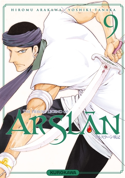 The heroic legend of Arslân T.09  | 9782368526996 | Manga adulte