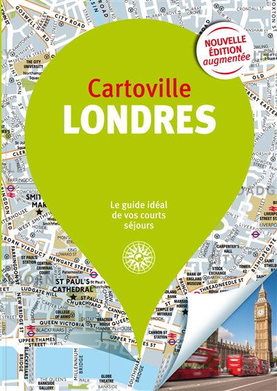 Londres - Cartoville | 9782742452347 | Pays