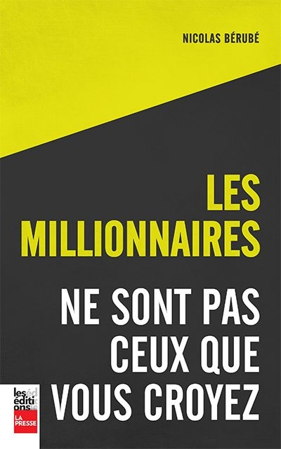 Millionnaires anonymes  | 9782897057633 | Administration