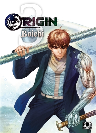 Origin T.03 | 9782811644666 | Manga adulte