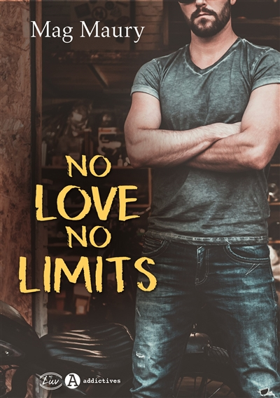No love, no limits | 9782371262553 | New Romance | Érotisme