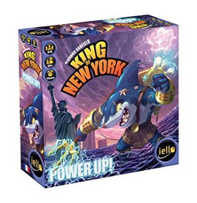 King of New York - EXT. Power Up !  | Extension