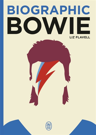 Biographic Bowie | 9782290201084 | Arts