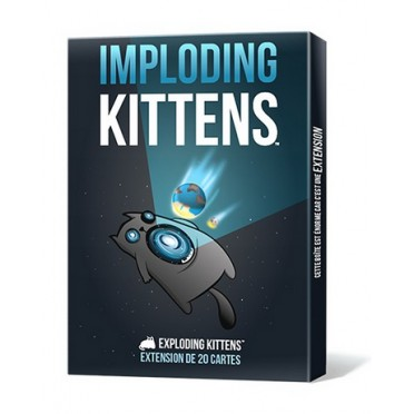 Exploding Kittens - EXT. Imploding Kittens (V.F) | Extension