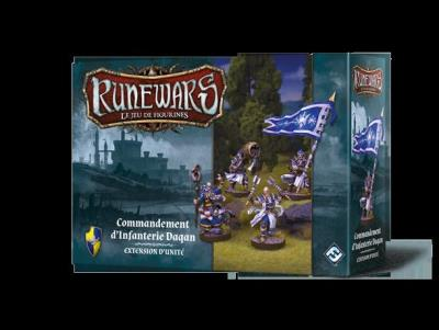 Runewars  - ext. Commandement d'Infanterie Daqan | Extension