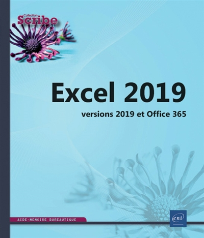 Excel 2019 | 9782409017070 | Informatique