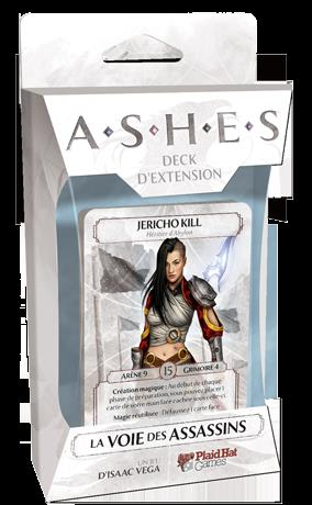 Ashes : ext. la voie des assassins | Extension